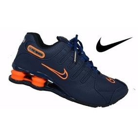 8d7954d5198 Tenis Nike Shox Agent + Original + Nf Lançamento Feminino - Tênis ...