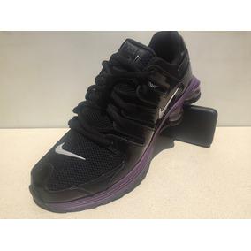 a35731697613a Tenis Nike Air Shox Lunar Nz 429876-009 Johnsonshoes Env Gra