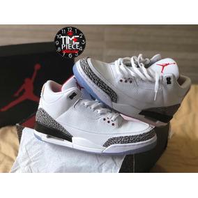 9b75324b23faf Jordan Retro 3 Blancas en Mercado Libre Colombia
