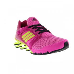 1fd155fd0d6 Adidas De Mil Rosa Springblade - Tênis para Feminino Rosa claro no ...