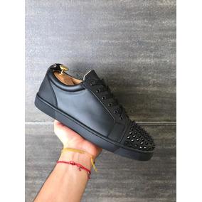 Zapatos Tenis Christian Loubotin #7.5,8mex