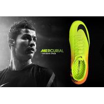 Guayos Nike Mercurial Vortex Fg 2014