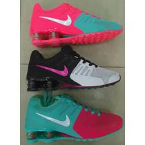Tenis Zapatillas Nike Shox Mujer 2016 Ultika Coleccion