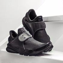 Zapatillas Tenis Nike Hombre Mujer Sock Dart Negra / Blanca