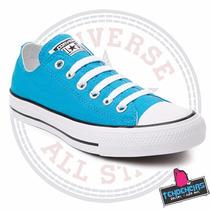 Zapatos, Converse Caña Baja Originales Todos Los Colores