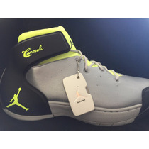 Bota Zapato Nike Basketball Jordan Melo 1.5 Talla 10