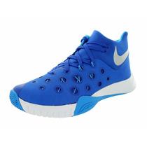 Bota Zapato Zoom Nike Hyperquickness Basketball Talla 11.5