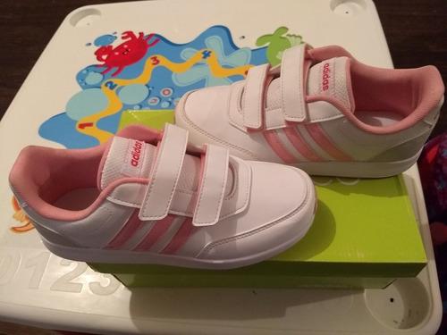 tenis adidas # 21 para niña