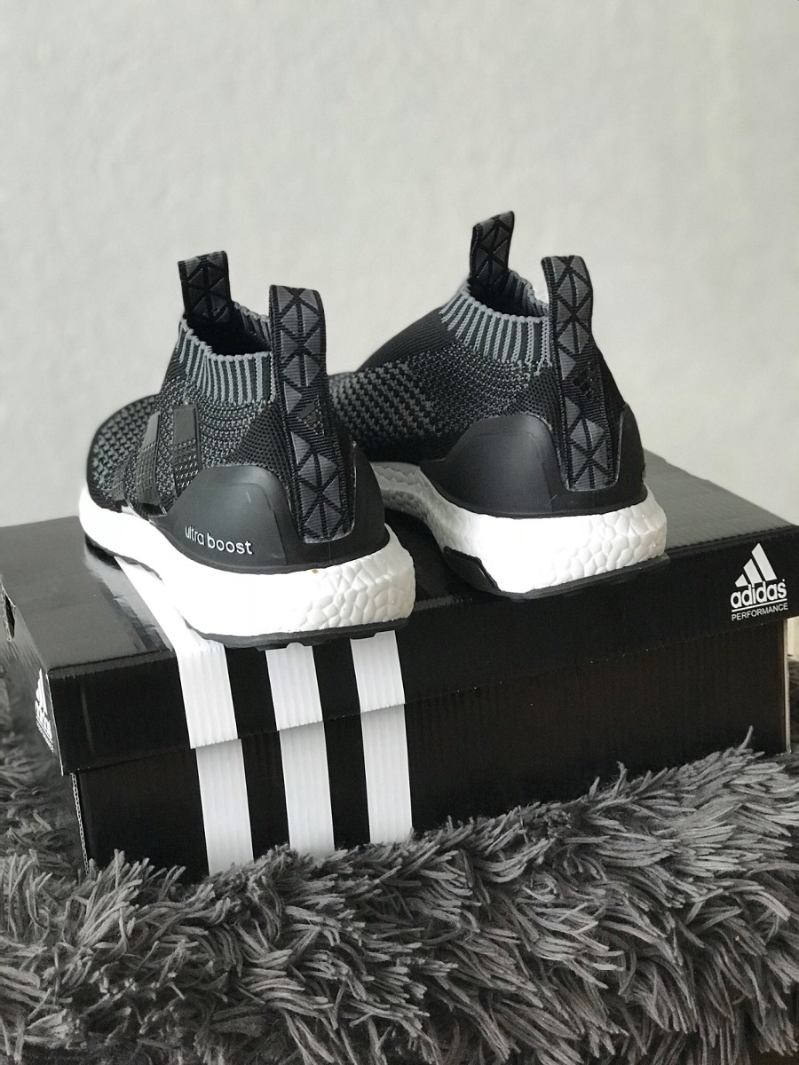huge discount 0f6c3 6eee6 Tenis adidas Ace 16+ Purecontrol Ultraboost Black/white