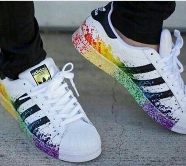 adidas superstar femme brillante adidas superstar color pas cher