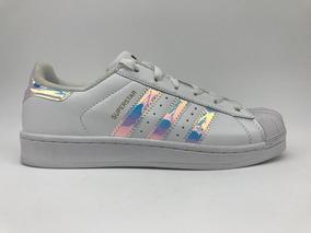 best sneakers 245a2 8f8aa Tenis adidas Adicolor Tornasol