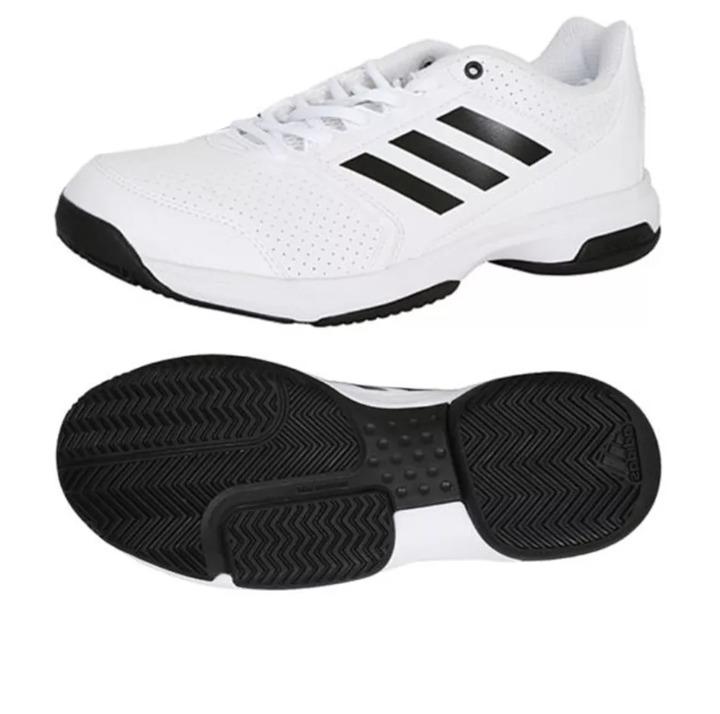 uk availability a0f10 a4a65 tenis adidas adizero attack blanco