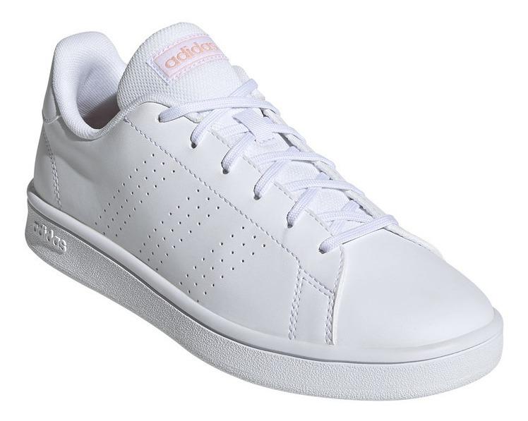 Tenis Adidas Advantage color Blanco para Mujer