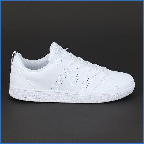 Tenis adidas Advantage Blanco