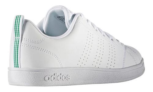 tenis adidas advantage cl  blanco unisex original aw4884