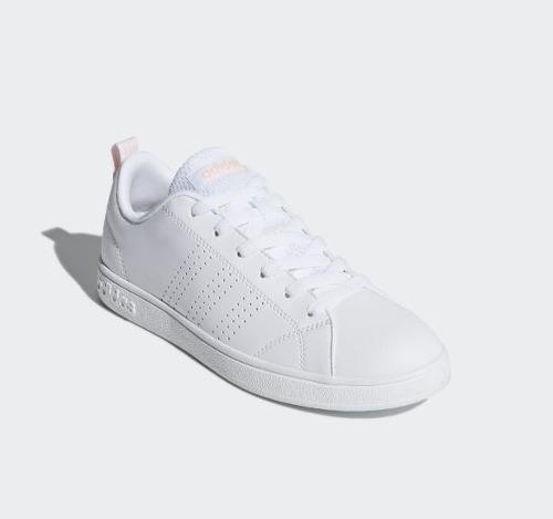 mitad de descuento 100% de satisfacción Descubrir Tenis adidas Advantage Clean Mujer Blanco Db0581