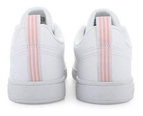 Tenis adidas Advantage Clean Mujer Blanco Db0581