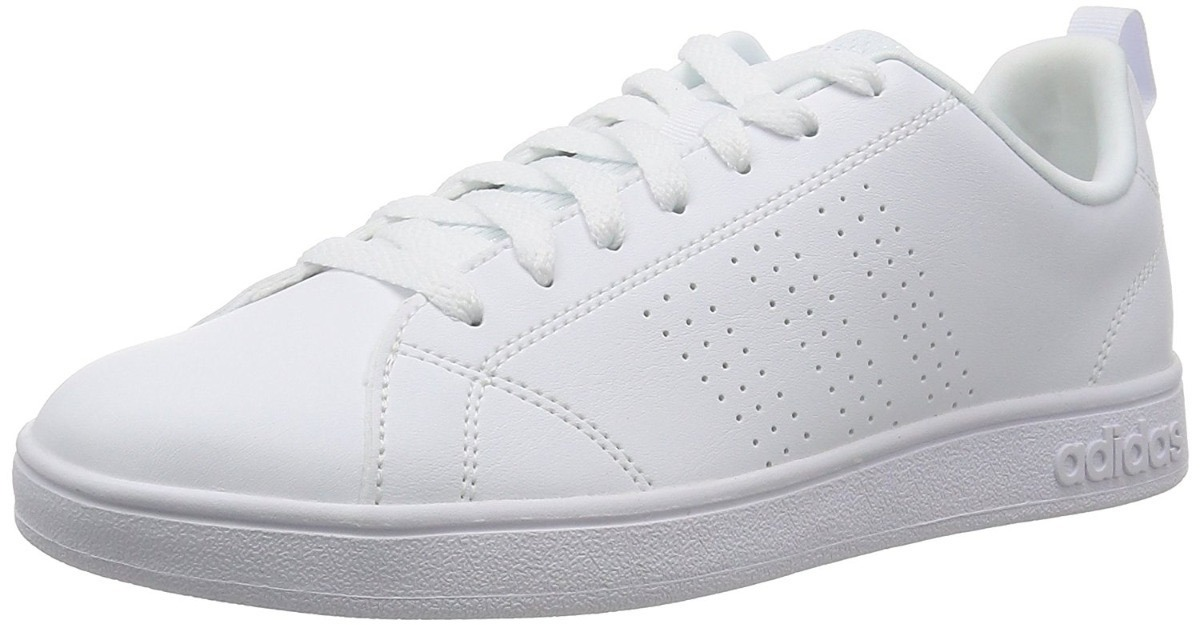 Tenis adidas Advantage Clean Neo Blanco -   999.00 en Mercado Libre 3f00ffc68b98e