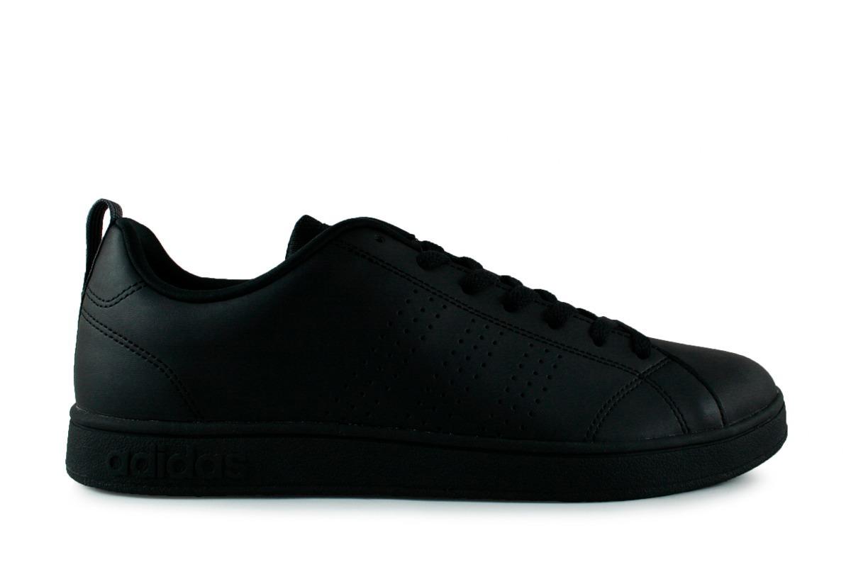 Tenis adidas Advantage Clean Vs - Negro F99253 -   899.00 en Mercado ... 35b35355fb790