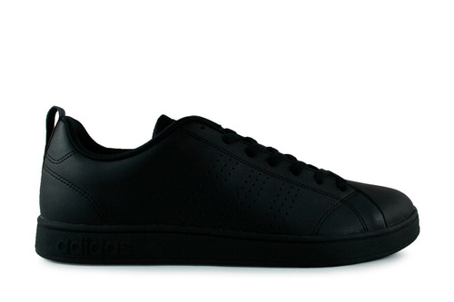 tenis adidas advantage clean vs - negro f99253