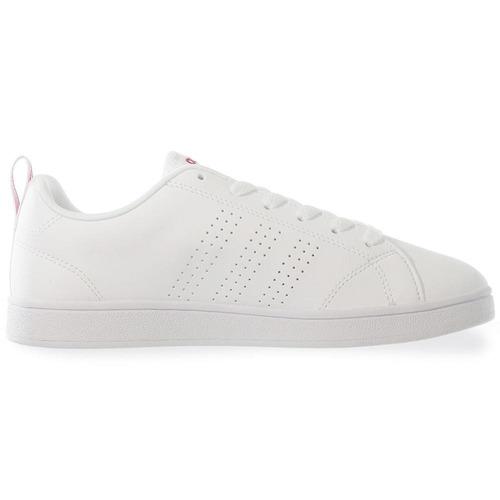 tenis adidas advantage clean w - b74574 - blanco - mujer