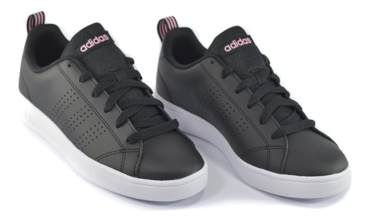 Tenis adidas Advantage Color Negro O Juvenil Para Mujer Full