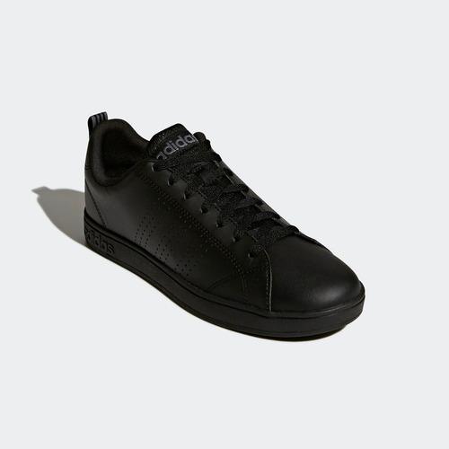 Tenis adidas Advantage Negro Originales Aw4883