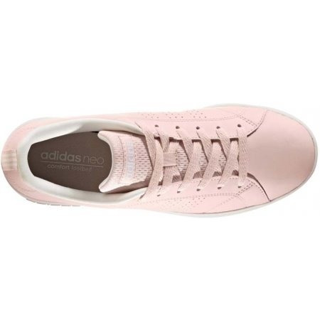 tenis adidas advantage rosa mujer 100% original