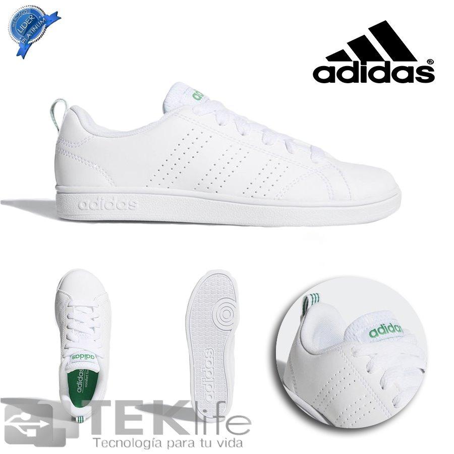 Wqp488 For Advantage Tenis Blanco Foam Suela Memory Cloudfoam Adidas O04q81