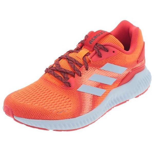 online retailer f7b6d d56b2 tenis adidas aerobounce naranja correr running