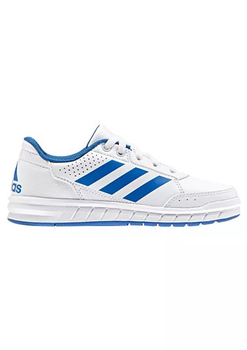 tenis adidas altasport k blanco niño azul 2514024