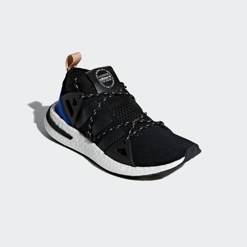 new concept 4e6c1 4a4e2 Tenis adidas Arkyn Negro Msi -envío Gratis- Originales -  2,