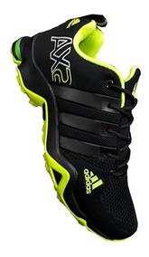 Ax2 Adidas Negra Hombre Zapatillas Verde Original Tenis u3Tlc51FJK