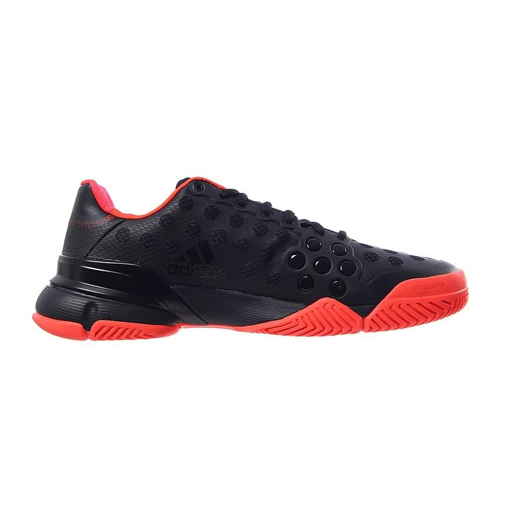7d5c9e068299d Tenis adidas Barricade 2015 Boost 8 B25429 Negro -   2