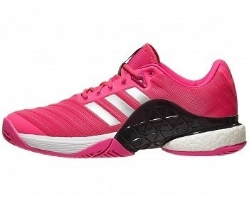 cheapest clearance sale catch Tenis adidas Barricade 2018 Boost Pink Federer Nadal