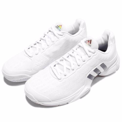 40e61c8f0b847 Tenis adidas Barricade 9 Modelo 2016 Djokovic Murray Blanco ...