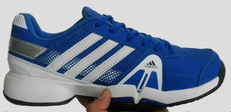 3c2a7888035 Tenis adidas Barricade Azul Rey Envio Gratis -   149.900 en Mercado ...