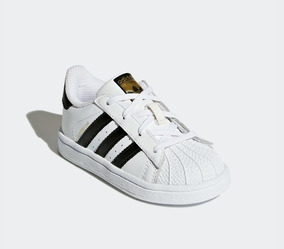 Tenis adidas Bebe Superstar Concha Clasico Retro Fashion Og