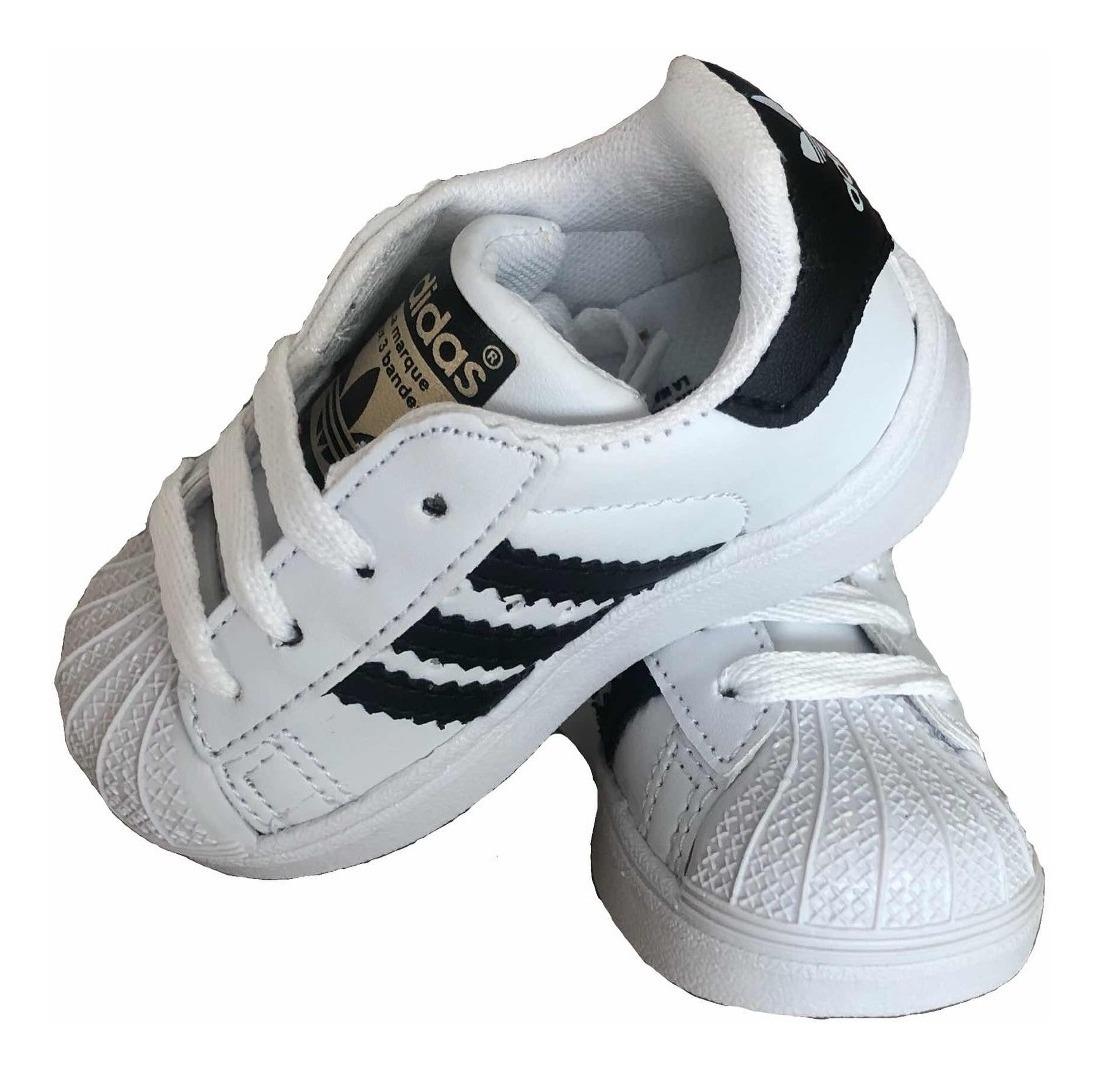 zapatos adidas niños superstar