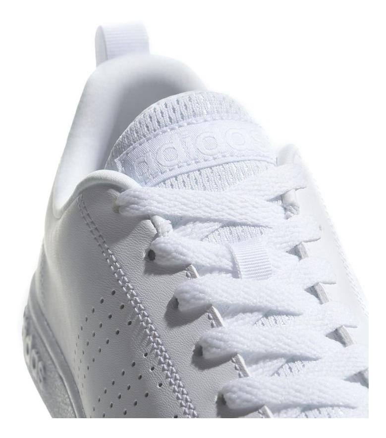 Tenis adidas Blanco Advantage Clasico Original Hombre Casualdeportivo Comodo