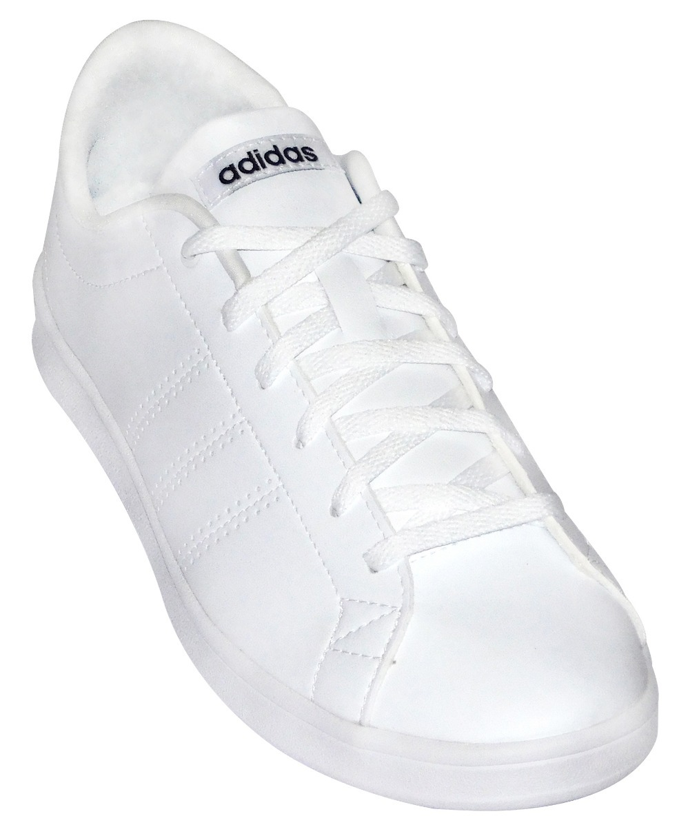 outlet store 4cbd4 e9fb0 tenis adidas blanco advantage clean qt. Cargando zoom.