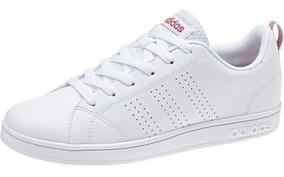 zapatos adidas mujer blancos