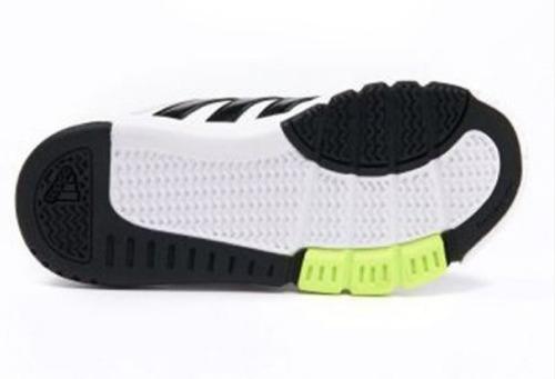 tenis adidas blanco-negro del 22 cm al 24.5