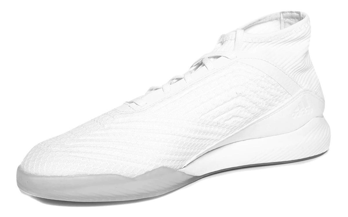 Blancos 3 adidas Tenis Futbol Tango De Predator 18 Street dsrtxhQC