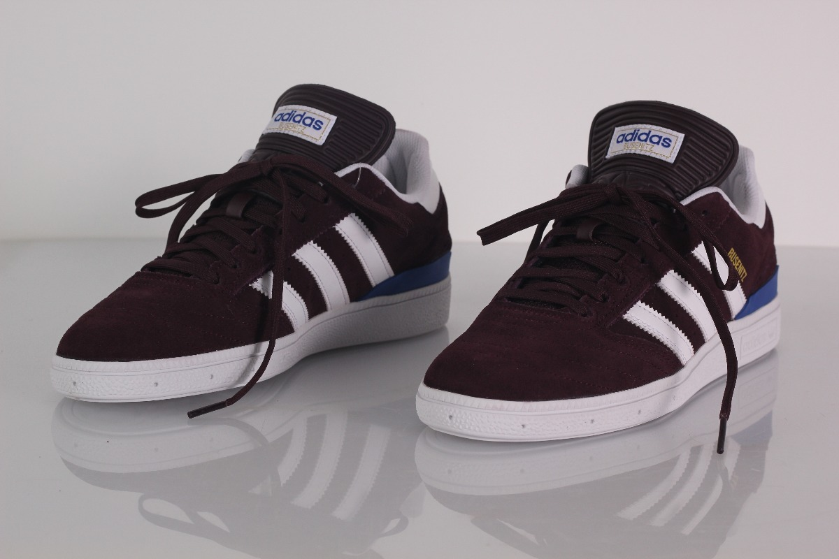 76306c801 tenis adidas busenitz dark burgundy white collegial royal. Carregando zoom.