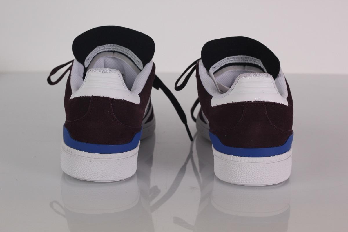 814e02ad2 tenis adidas busenitz dark burgundy white/collegial royal. Carregando zoom.