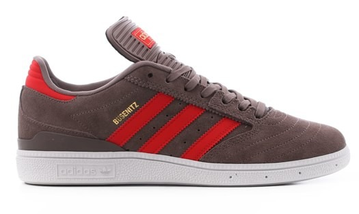 1f742d6006c Tenis adidas Busenitz Pro Gray Red No Thrasher No Palace ...