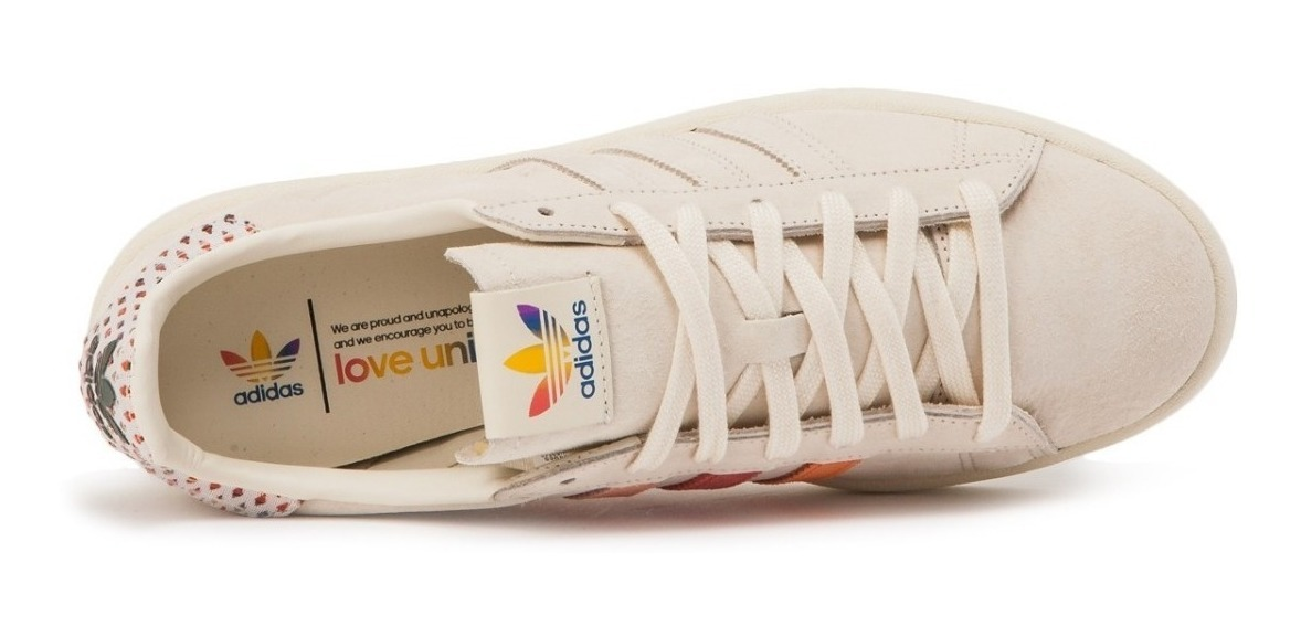 Tenis adidas Campus Pride Originals Sneakers Casual