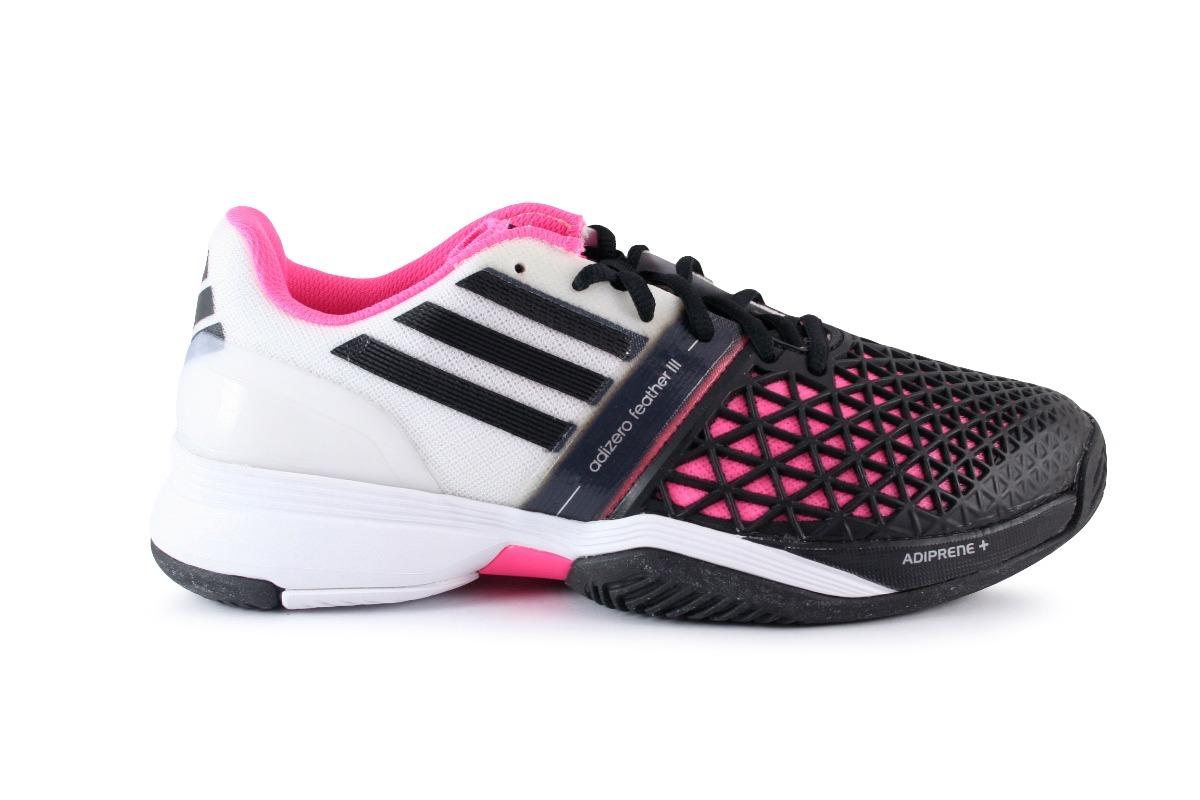 purchase cheap cb528 f1c2a tenis adidas cc adizero feather 3 - negro con rosa b44213. Cargando zoom.