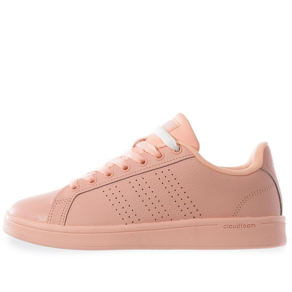 1 Advantage 00 Aw3977 Cf 399 Rosa Mujer Adidas Tenis Clean 7q0wfS1